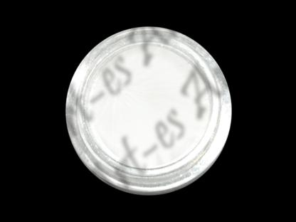 brokat kosmetyczny kolor Biały nr. 53