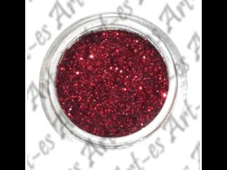 brokat kosmetyczny kolor Bordowy nr. 25