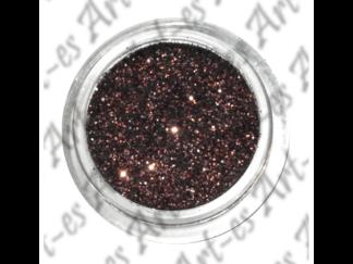 brokat kosmetyczny kolor Brązowy nr. 32