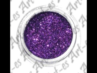 brokat kosmetyczny kolor Ciemofioletowy nr. 29