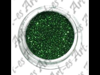 brokat kosmetyczny kolor Ciemnozielony nr. 15