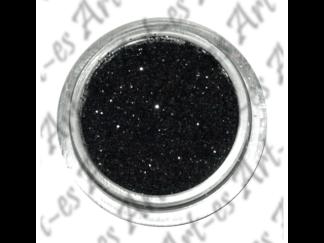 brokat kosmetyczny kolor Czarny nr. 33