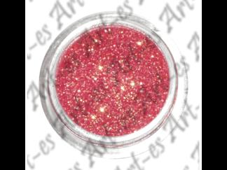 brokat kosmetyczny kolor Czerwony nr. 45