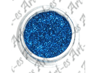 brokat kosmetyczny kolor Jasnogranatowy nr. 09