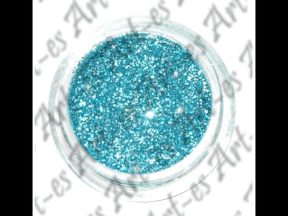 brokat kosmetyczny kolor Jasnoniebieski nr. 06
