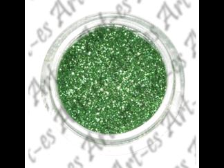brokat kosmetyczny kolor Jasnozielony nr. 13