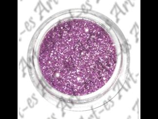 brokat kosmetyczny kolor Liliowy nr. 21