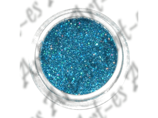 brokat kosmetyczny kolor Niebieski nr. 51