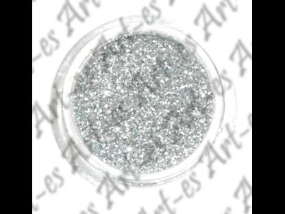 brokat kosmetyczny kolor srebrny nr 01