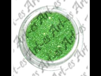 brokat kosmetyczny kolor Zielone Jabłuszko nr. 37