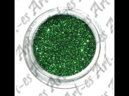 brokat kosmetyczny kolor Zielony nr. 14