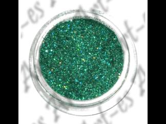 brokat kosmetyczny kolor Zielony nr. 50