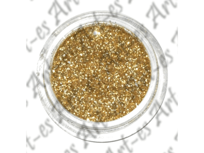 brokat kosmetyczny kolor złoty nr. 03