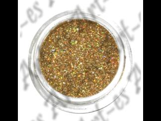brokat kosmetyczny kolor złoty nr. 48