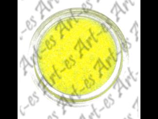 brokat kosmetyczny kolor Żółty nr. 34