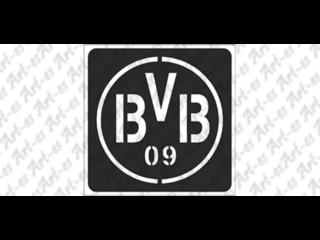 szablon Borussia Dortmund
