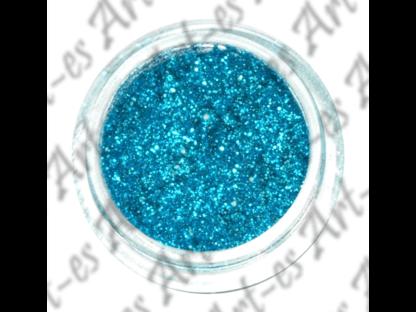 brokat kosmetyczny do tatuażu kolor niebieski 07