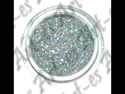 brokat kosmetyczny do tatuażu kolor srebrny laserowy nr 47