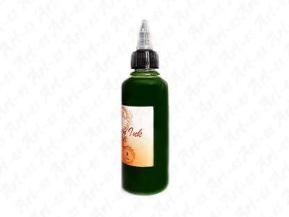 Farba Airbrush kolor zielony